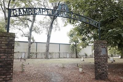 Jacksonville Civil War Monuments and Memorials