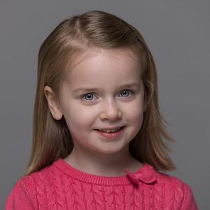 Kailahni Koch Modeling Headshots- Kid Photo Studio Portrait Photography Westfield, MA New England UNEDITED PROOFS
