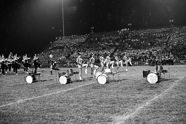 Mid South Band Festival 1969
