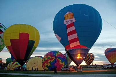 Hot Air Balloons FOLDER