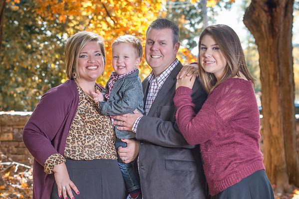 Roberts Family Photos (Nov 1)
