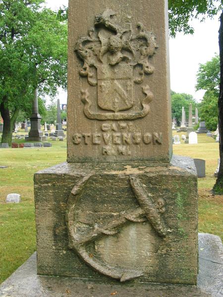 Capt. Stevenson