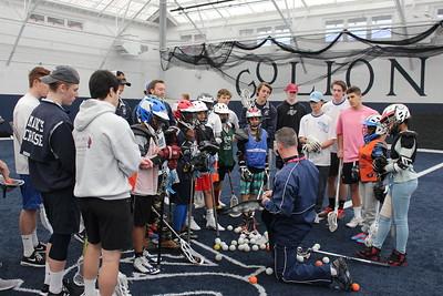 Lacrosse Community Service Harlem Lax 1.22.17