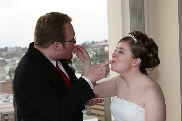 Kyle & Stephanie's reception