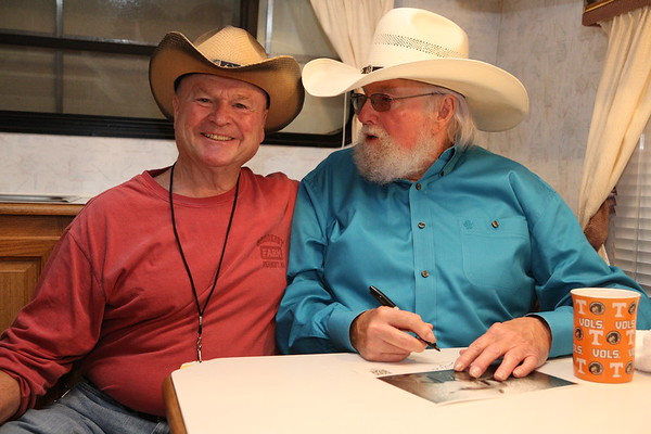 The Charlie Daniels Band Meet and Greet