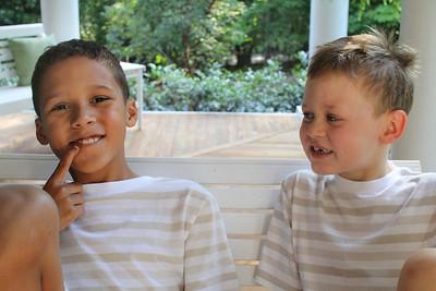 Edward & Aaron 8/2011
