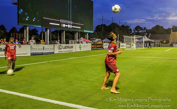 SV ZULTE WAREGEM | MUSC Health Stadium | Pre-Match & Halftime