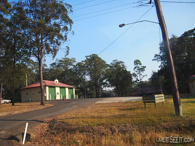 Bushfire - 'Howes Swamp' /Putty Road 2013