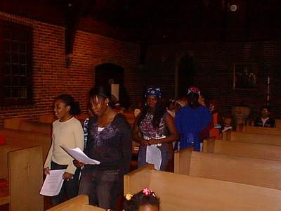 St. Luke's Christmas 2006