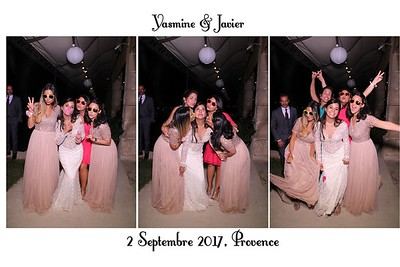 Yasmine & Javier Wedding