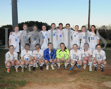 Westside at Wren V Girls 3-9-12