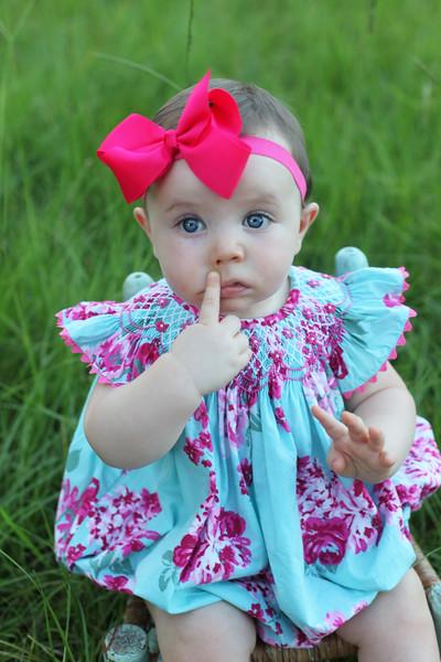 Mary Carolynn {9 months}