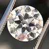 3.01ct Old European Cut Diamond GIA G SI1 14