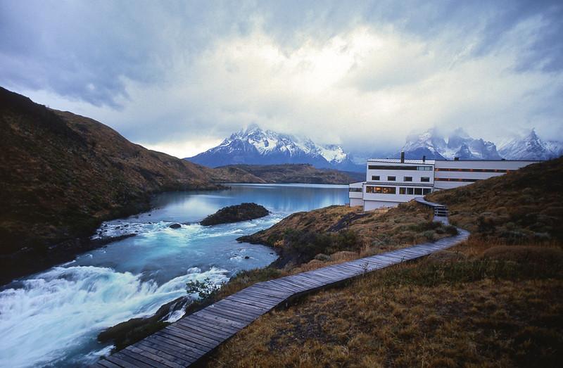 The Explora Lodge, Torres del Paine, Chile