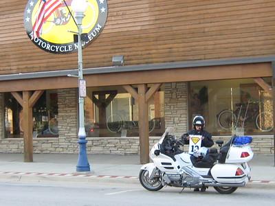 Rider 13 Rick Martin & Sharm Bammann