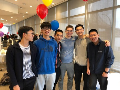 SM at Cornell Computer Programming Competition 4.5.19