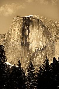 Yosemite: Half Dome