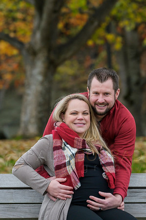 Sandy and Chris Maternity Photo session