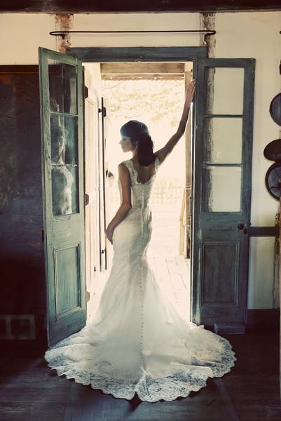Megan's bridals