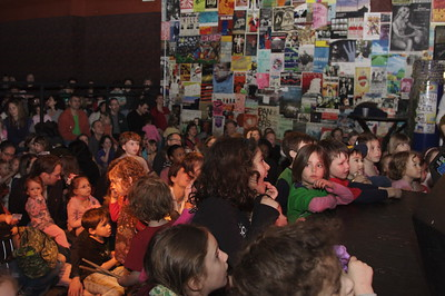 The Park Slope Parents Kids' Music Series- Concert #4