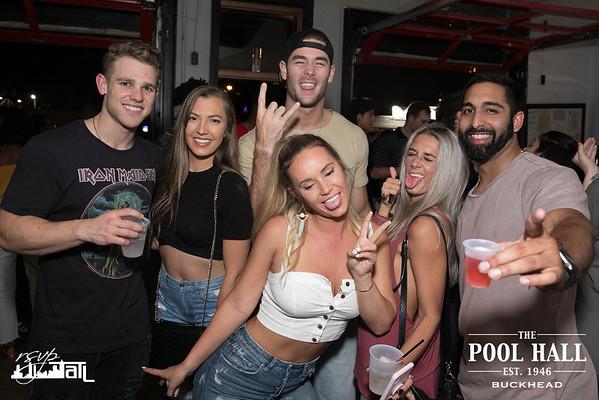 Pool Hall - Saturday 5-26-2018