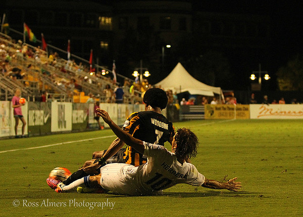 Charleston Battery vs Charlotte Independence August 3 2016