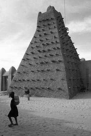 Djinguereber mosque, Timbuktu, Mali
