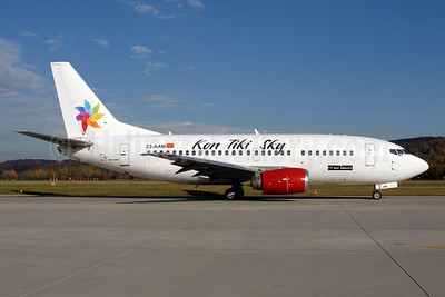 Kon Tiki Sky (Mat Airways)