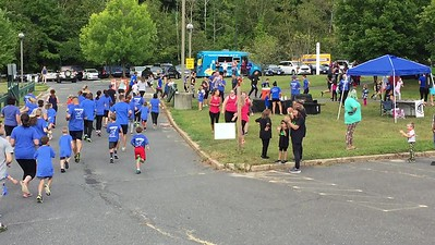 Videos: 2019 Your First Mud Run at Holyoke Community College in Massachusetts 9/8/2019