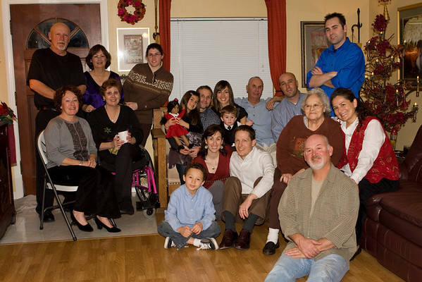 Christmas in California - Dec 2008