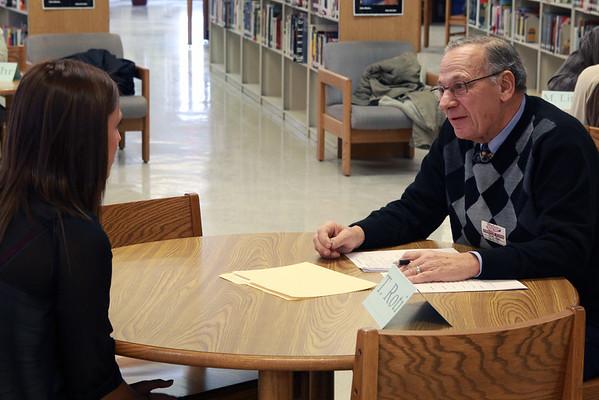 Mock Interviews (12/17/13)
