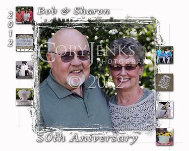 Bob & Sharon 50th Anniversary