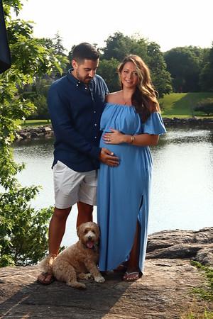 Kim and Anthony's Maternity Shoot