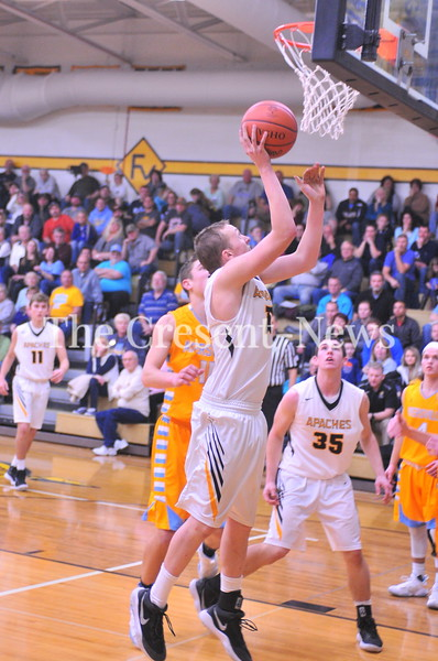 01-26-18 Sports Ayersville @ Fairview BBK