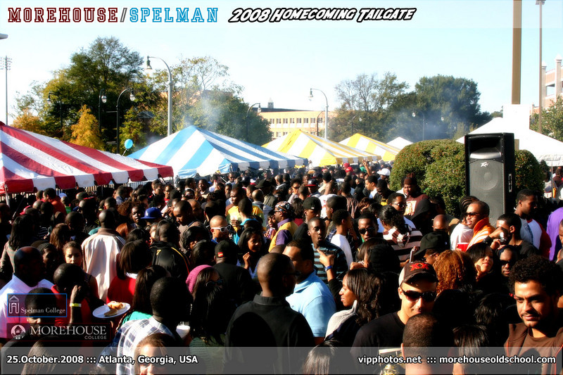 Morehouse/Spelman 2008 Homecoming Tailgate ::: ATL, GA, USA [Oct.25.2008]