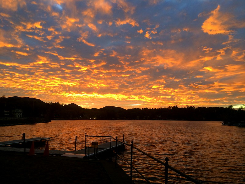 10.4.2015.Dawn, Lake Flower, 656am, oct 4, 2015a.JPG