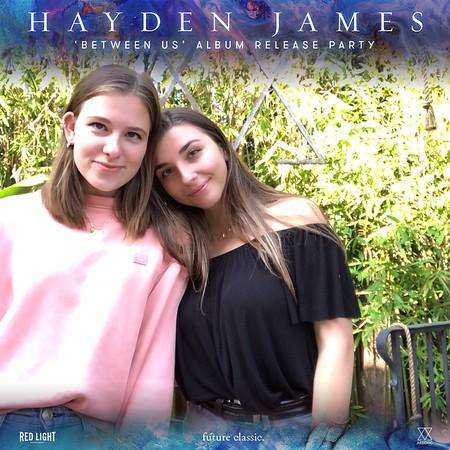 Hayden James Album Release Party LA Photos