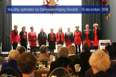 2018-1219 Vocality at Damesvereniging Silvolde