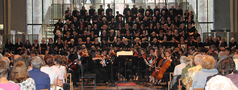 Concert at Coventry Cathedral