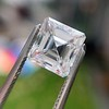 2.63ct Asscher Cut Diamond, GIA E VS1 12