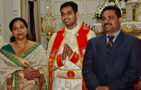 Fr.Kevin Mundackal's ordination