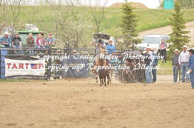 Short Go Calf Roping 05-23-15