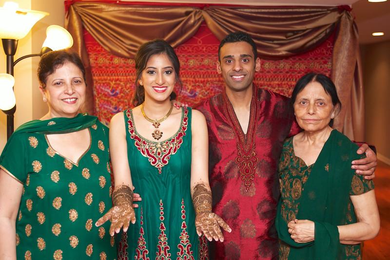 Le Cape Weddings - Indian Wedding - Day One Mehndi - Megan and Karthik  781.jpg
