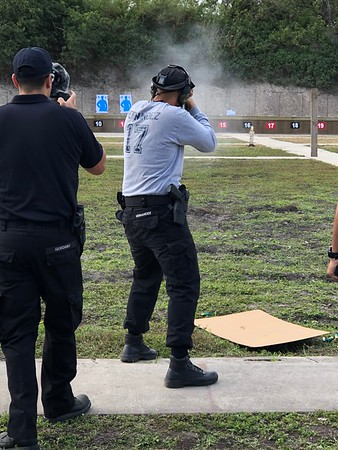 PAC 124 Firearms