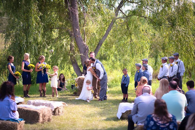 Courtney and Dane Wedding