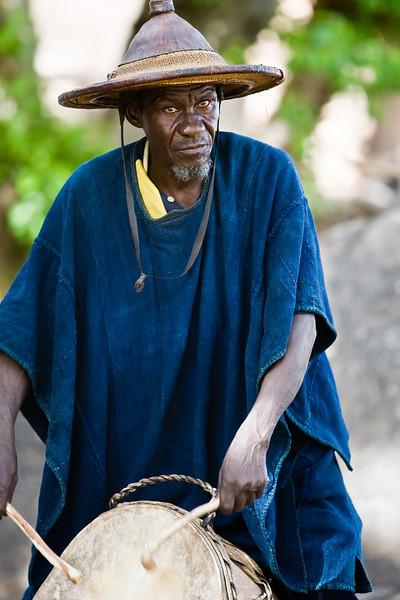 Mali danse des masques