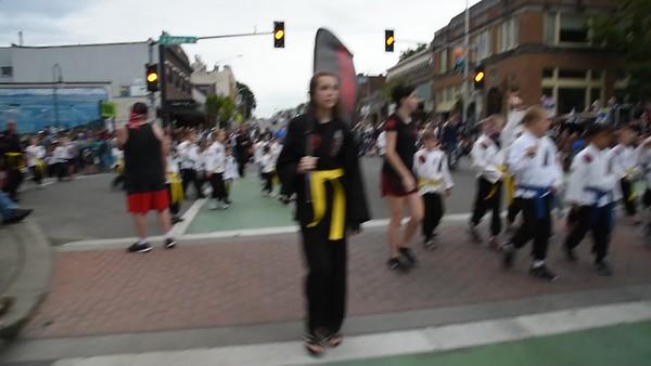 1807V PD Fourth of July Parade