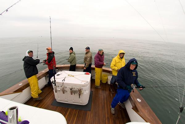 Annual Cousins Fishing trip Dec 2007 Avalon