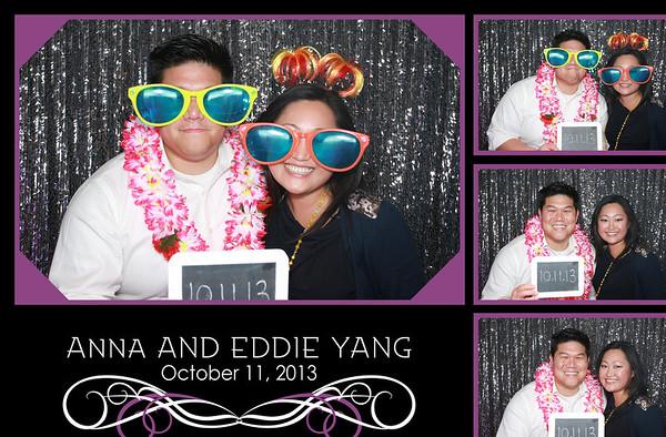 Eddie and Anna