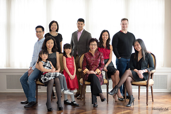 Yuen Family Lifestyle Session